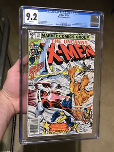 X-Men CGC slabs at great prices!!  Marvel key comics!!