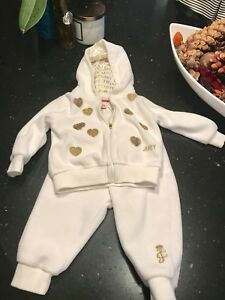 Juicy Couture Tracksuit 6/9 months