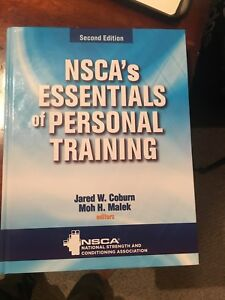 NSCA second edition text book