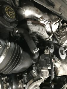 2009 Ford 6.4 Diesel engine and 4x4 trans