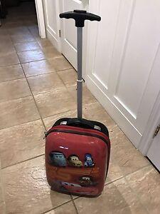 Disney hard shell luggae