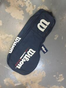 Racket (squash / tennis) bag