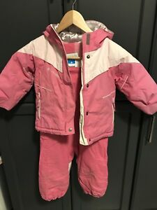 Columbia toddler snowsuit size 2T