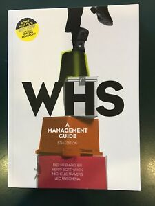 whs a management guide textbooks gumtree australia free local rh gumtree com au whs a management guide ebook whs a management guide with student resource access 12 months