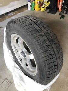 Toyota Sienna (2009) Winter Tires With Rims