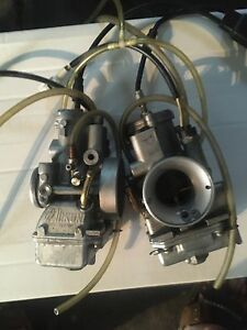 2003-2007 skidoo 440x race sled carburetors