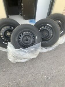 Winter tires size 225/60R17