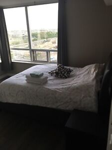 Private master bedroom furnished - subway -July 20
