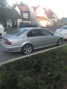BMW 540i 2002