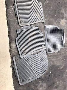 Audi A8 floor mats floor liners