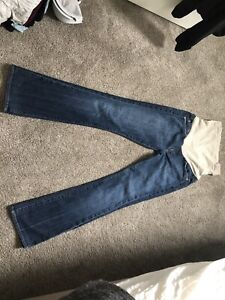 7 for all Mankind Maternity Jeans - Size 28