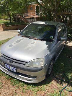 BARINA SRi PROJECT CAR