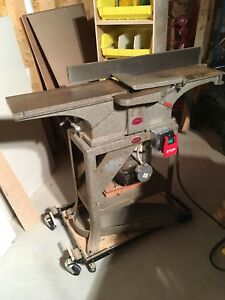 "General 8"" Jointer CANADIAN MADE"