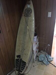 Surfboard Stockton Newcastle Area Preview