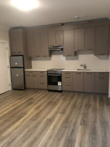 Upscale Brand New One bedroom basement suite