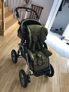 Stroller quinny freestyle xl