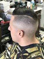 Looking for a barber
