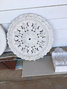 Ceiling roses x 3 Footscray Maribyrnong Area Preview
