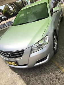 Toyota Aurion 2007 At-x Beverly Hills Hurstville Area Preview