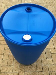 200 litre Plastic Drum Southern River Gosnells Area Preview