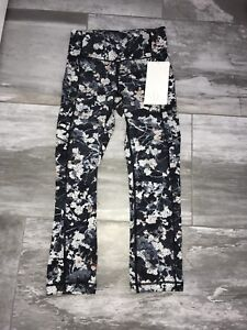 Brand new with tag Lululemon crops size 2