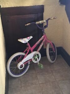 Girl's bicycle (5 yrs & up)