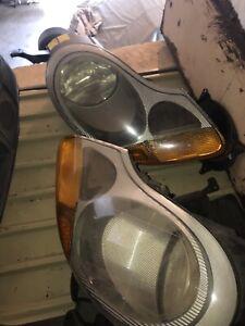 1999 porsche 911/996 light units lumière