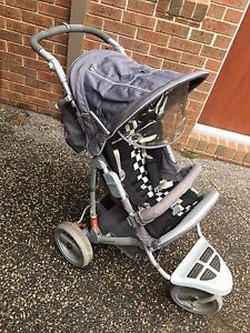 Maclaren MX3 Pram Croydon Maroondah Area Preview