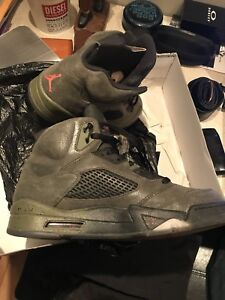 Air Jordan V Fear Pack