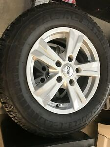 Mags avec pneu d'hiver