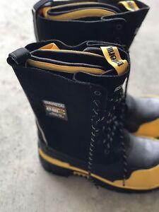 """Tarantula Grip"" Dakota Propak Winter Work Boots-NEVER WORN"