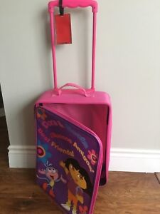 Dora kids luggage