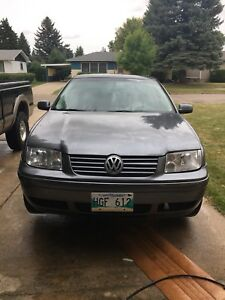 For sale. VW 2003 Jetta GLS