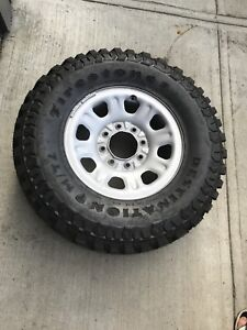 Full size 35 inch spare Chevy or gmc hd