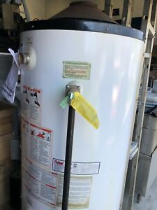 Hot Water tank 75 gallon gas