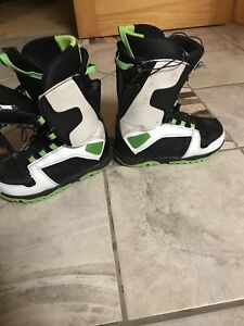 Sims snowboard boots