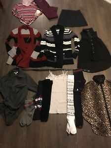 LOT SMALL DRESSY CLOTHES