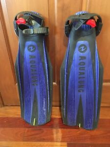 Aqualung Scuba Diving Fins - Size Small