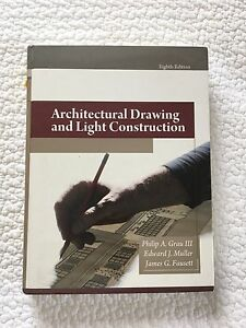Architectural Drawing and Light Construction: 8th Edition