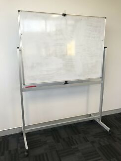 Mobile Whiteboard 1200x900mm
