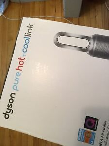 Dyson pure hot cool link new in box