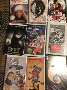 VHS for sale