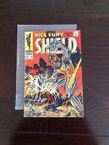Marvel's Nick Fury Agent of SHIELD Number 2 Comic Book