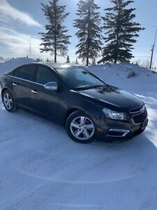 RARE - Chevrolet Cruze Diesel - LOW KMS!!!