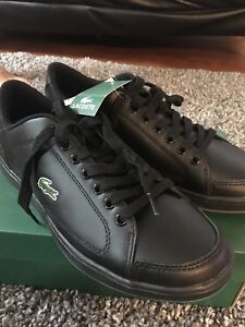 BRAND NEW LACOSTE RUNNING SHOES