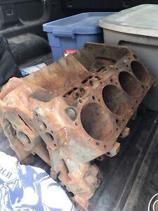 440 HP Engine block