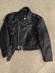 Vintage Bristol Leather Jacket