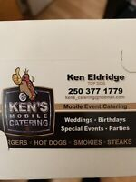 KENS FOOD TRUCK AND MOBILE CATERING  NOW BOOKING FOR 2019