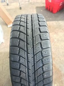 195/60R15 winter tires with rims