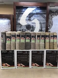 Bound area rugs shag frieze sisal  !   Brand new starting at $79
